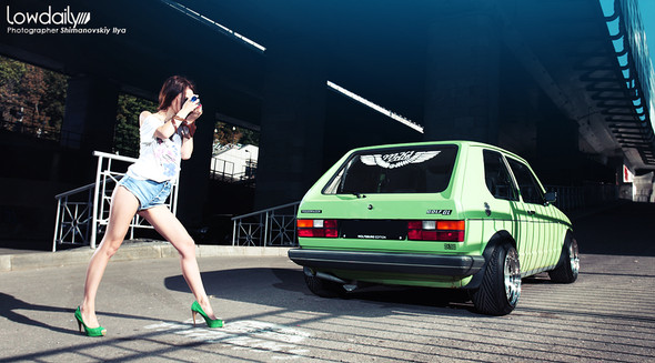 Golf mk1 Schmidth TH-Line. Изображение № 7.