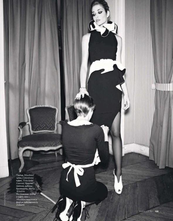 Съёмка: Ана Беатрис Баррос для Elle. Изображение № 3.