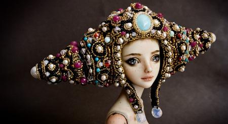 «Живые» куклы Марины Бычковой. Изображение № 11.