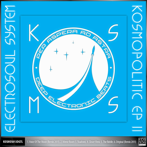 "KOS.MOS.MUSIC представляет ELECTROSOUL SYSTEM ""KOSMOPOLITIC II EP"". Изображение № 1."