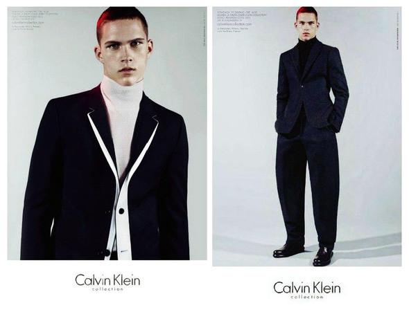 Изображение 1. Превью мужских кампаний: Jil Sander, Dolce & Gabbana и другие.. Изображение № 3.