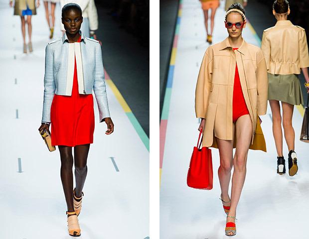 MFW SS 13: Показы Dolce & Gabbana, Fendi, Jil Sander, Marni и Versace. Изображение №36.
