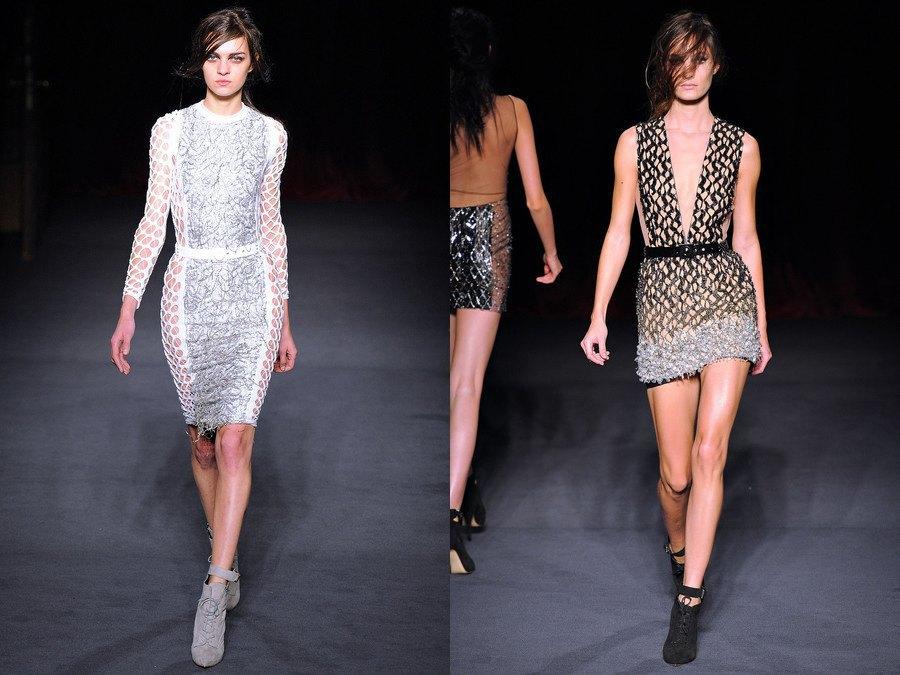 Неделя моды в Лондоне:  Дни 2 и 3. Изображение № 41.