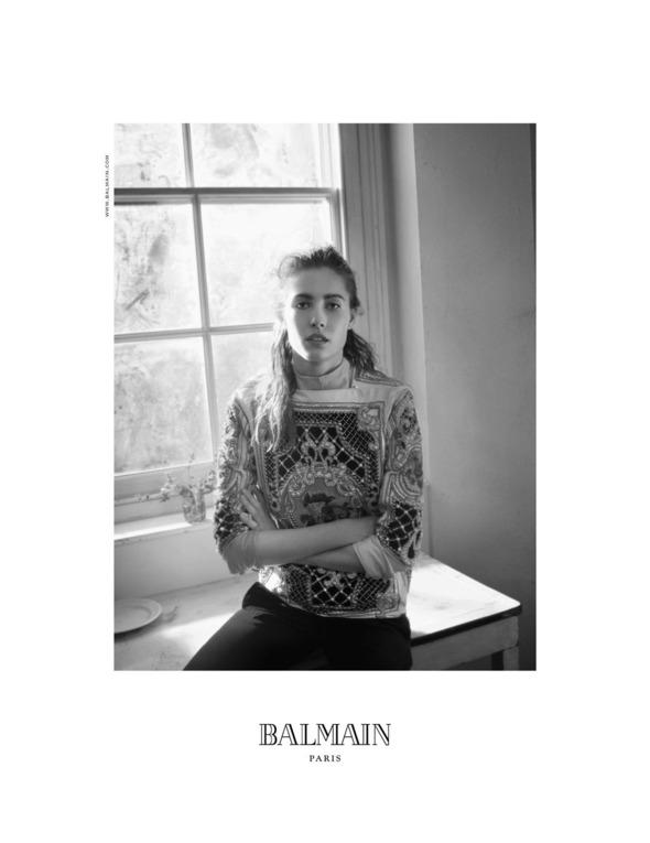 Новые кампании: Balmain, Mango, Proenza Schouler, Zara и Rag & Bone. Изображение № 1.