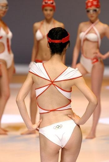 Олимпийская мода. Изображение № 8.
