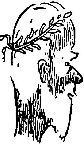 Карикатуры на писателей. Изображение № 52.