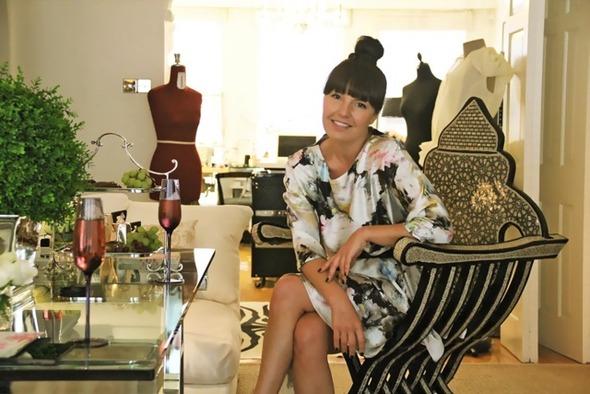 Интервью: Дизайнер одежды Наталья Каут. Изображение № 2.