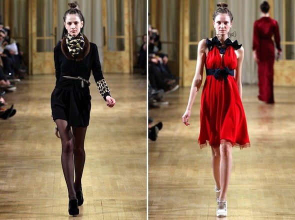 Показы Paris Fashion Week FW 2012: День 6. Изображение № 2.