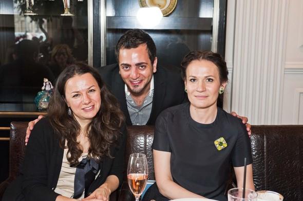 Вон Вонни поговорил с друзьями за завтраком о русской моде и Нью-Йорке. Изображение № 5.