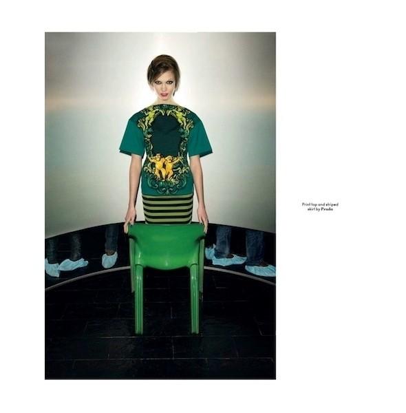 Изображение 10. Съемки: AnOther, POP, Vogue и другие.. Изображение № 10.