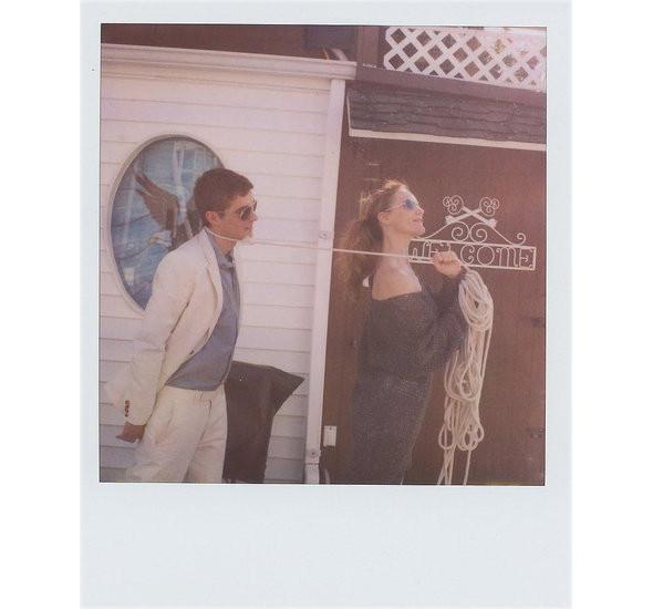 Лукбук: Скот Штепенберг любит Polaroid. Изображение № 12.
