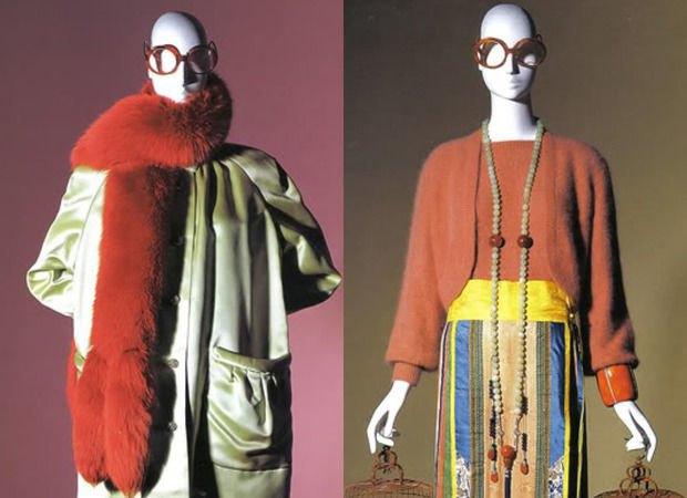 Выставка гардероба Айрис Апфель. Изображение № 18.