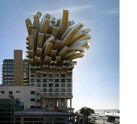 Сюрреалистичная 3D-архитектура. Изображение № 11.