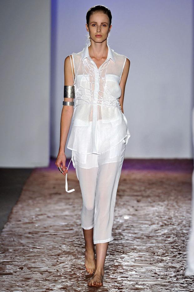 Неделя моды в Нью-Йорке: День 1. Изображение № 25.