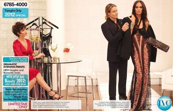 Съёмка: Дарья Строкоус, Карли Клосс, Наташа Поли и другие для итальянского Vogue. Изображение № 14.