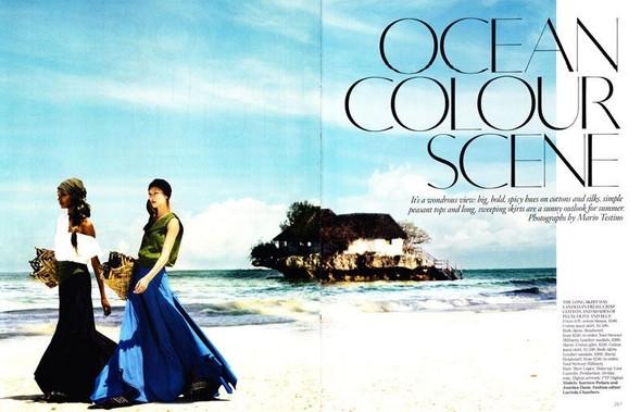 Life's a beach: Пляжные съемки. Изображение № 72.
