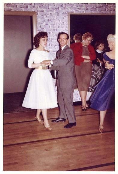 Dance Lessons 1958–1962. Изображение № 1.