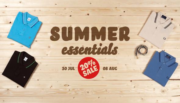 SALE: Summer Essentials by FOTT. Изображение № 1.