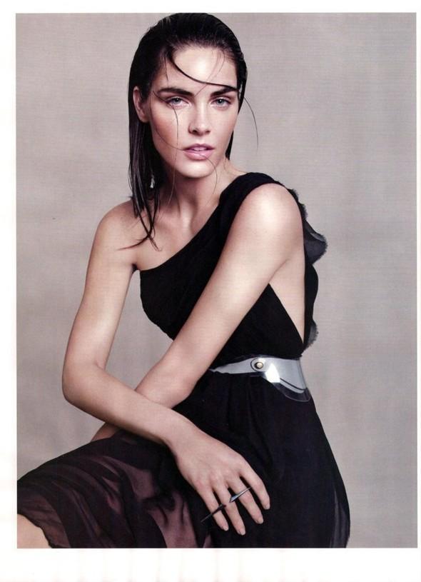 5 новых съемок: Elle, Harper's Bazaar, Numero и Vogue. Изображение № 20.