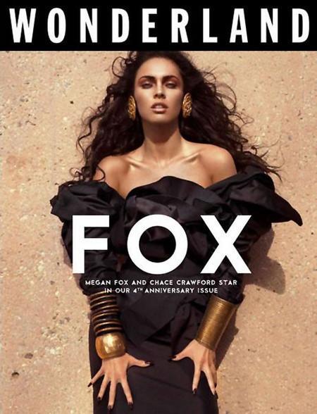 Megan Fox: Hot shots. Изображение № 1.