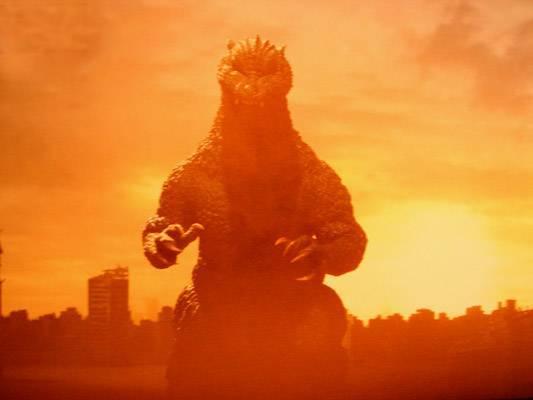 B-Movies: Godzilla! Самый популярный монстр кино. Изображение № 6.