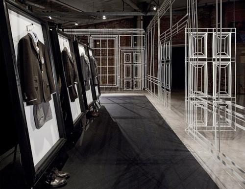 Изображение 24. 20 Великолепных дизайнерских концепций бутиков.. Изображение № 31.
