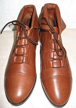 EBay Daily: винтажные женские ботинки. Изображение № 1.