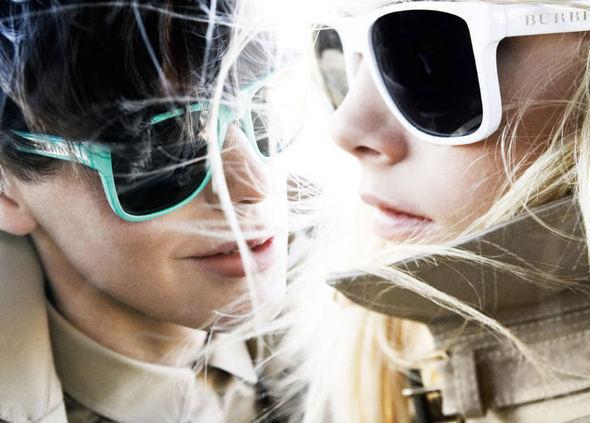 Изображение 5. 2 новые кампании : Burberry & iCB.. Изображение № 5.