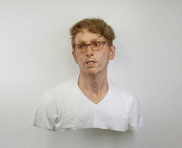 Гиперреалистичные гиганты Эвана Пенни. Изображение № 7.