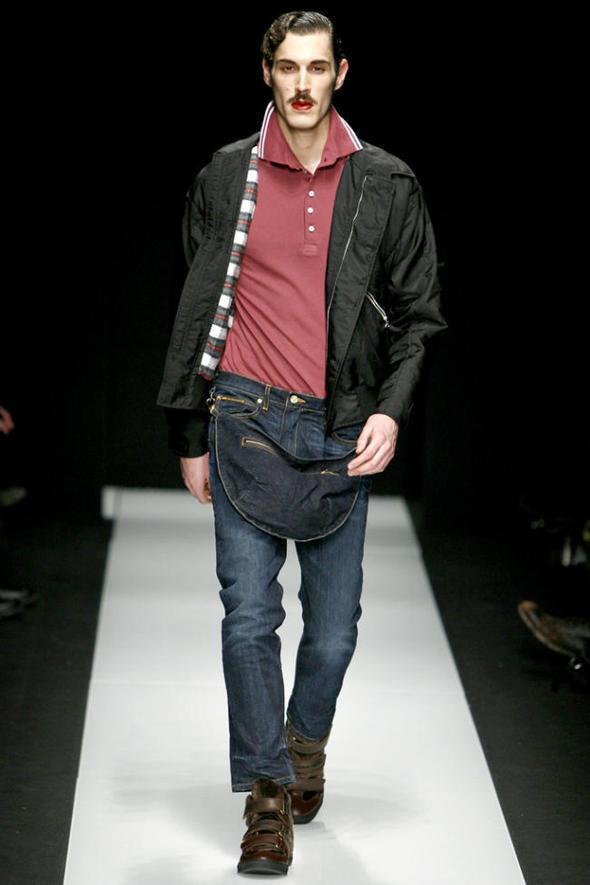 Изображение 105. Milan Fashion Week. Часть 1.. Изображение № 121.