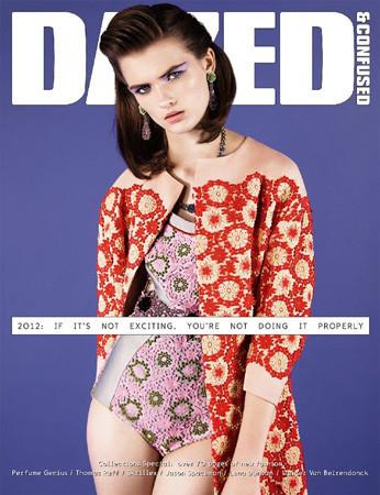 40 обложек с вещами из коллекции Prada SS 2012. Изображение № 5.