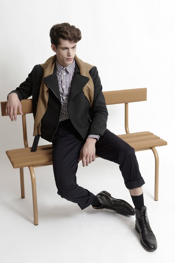 Изображение 15. Лукбук: Carven SS 2012 Menswear.. Изображение № 15.