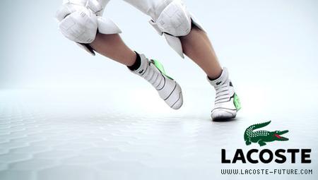 Будущее тенниса, каквидят еговLacoste. Изображение № 2.