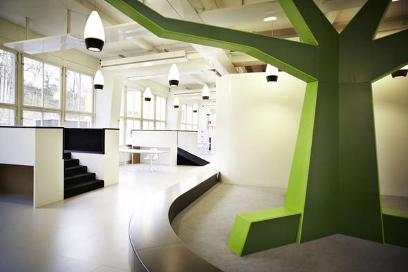 Экспериментальная школа в Стокгольме. Изображение № 1.