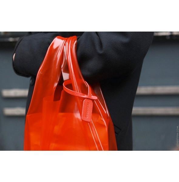 Изображение 49. На полях: 10 тенденций уличного стиля с прошедших недель моды.. Изображение № 49.
