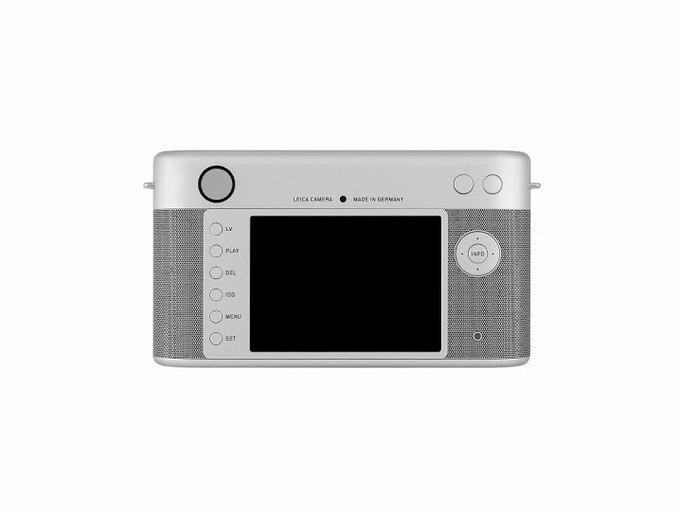 Leica представила фотокамеру с дизайном Джони Айва. Изображение № 4.
