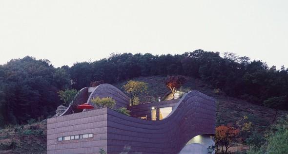 Дом и офис в Корее. Изображение № 1.