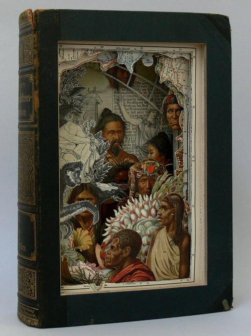 Книжные работы Alexander Korzer-Robinson. Изображение № 33.