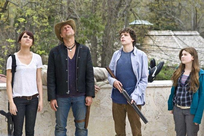 Amazon планирует сериал «Добро пожаловать в Зомбиленд». Изображение № 1.