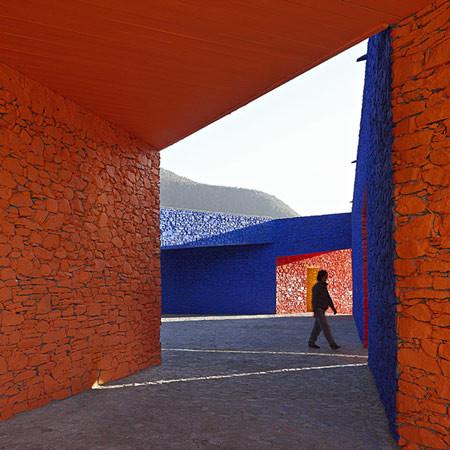 А-ля натюрель: материалы в интерьере и архитектуре. Изображение № 22.