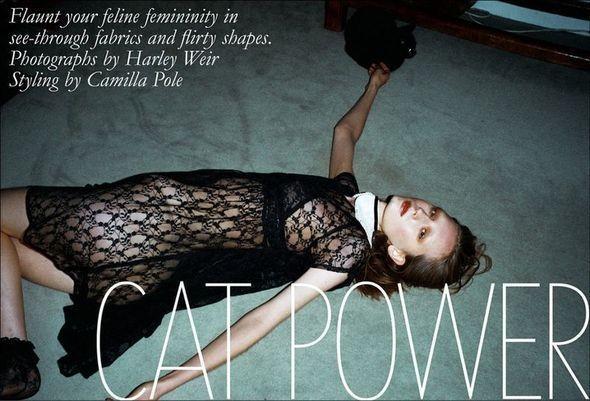 Изображение 84. Съемки: Harper's Bazaar, Industrie, Vogue и другие.. Изображение № 39.