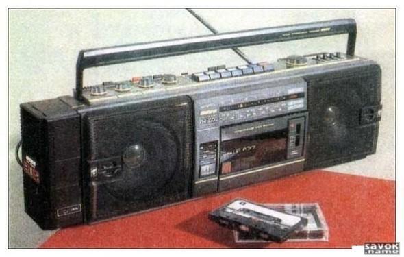 Кассетные магнитофоны СССР. Изображение № 10.
