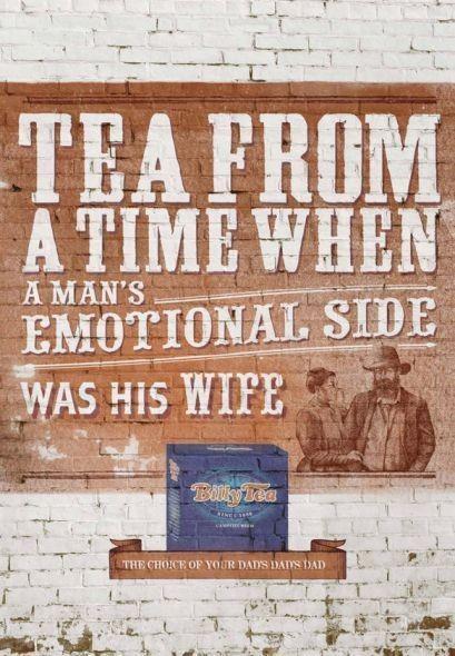 Чай из тех времен, когда эмоциональной частью мужчины была его жена. Изображение № 11.