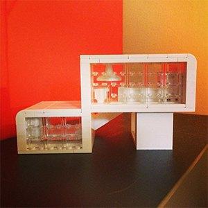 Архитекторы тестируют новый конструктор LEGO Architecture Studio. Изображение № 13.
