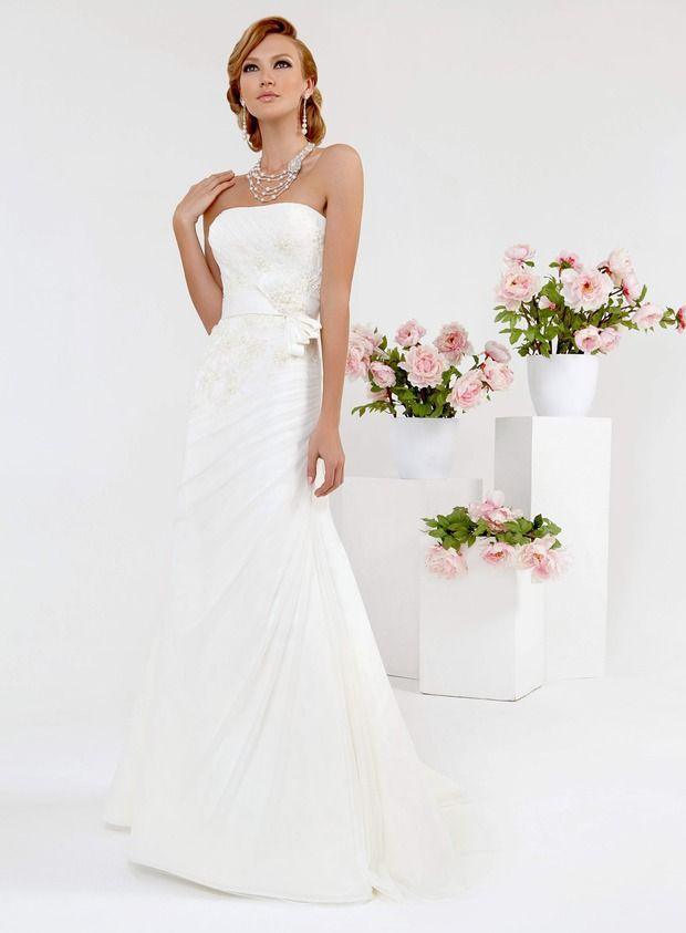 Свадебная Коллекция  от дизайнера Татьяна Каплун-Kookla 2013 ( Simple White ). Изображение №6.