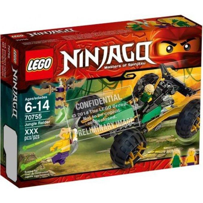 В Сеть «утек» секретный каталог Lego. Изображение № 7.