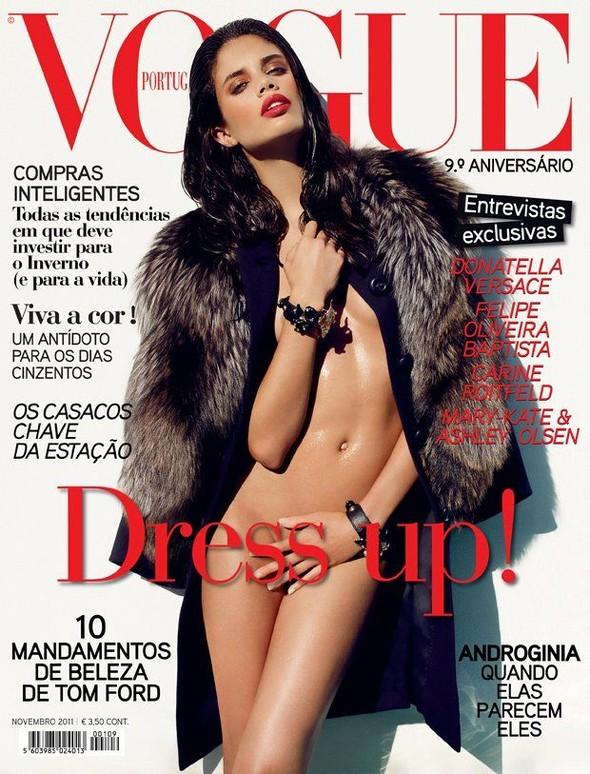 Обложки Vogue: Россия, Китай и Португалия. Изображение № 3.