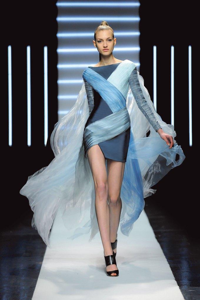Maxime Simoens Couture SS 2012. Изображение № 5.