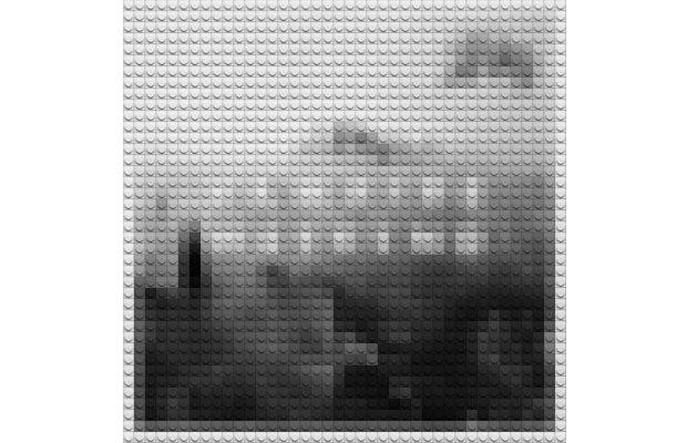 Tumblr-блог публикует Lego-ремиксы обложек альбомов. Изображение № 10.
