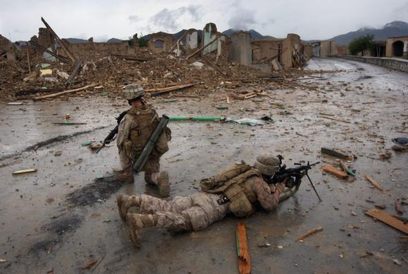 Афганистан. Военная фотография. Изображение № 231.